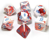 Chessex Lab Dice Polyhedral 7-Die Set