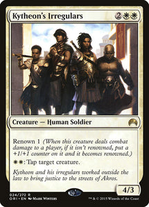 Kytheon's Irregulars [Foil] :: ORI