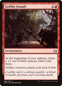 Goblin Assault [Foil] :: MM3