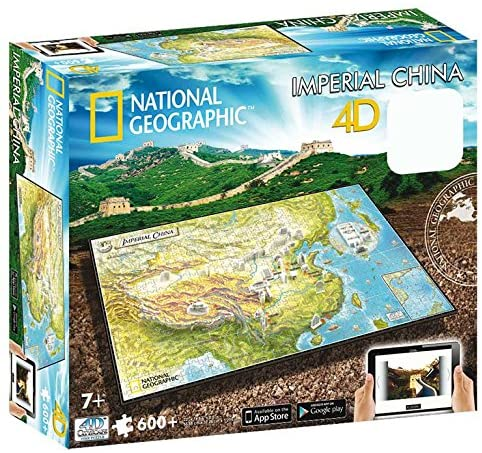 4D Imperial China (National Geographic)