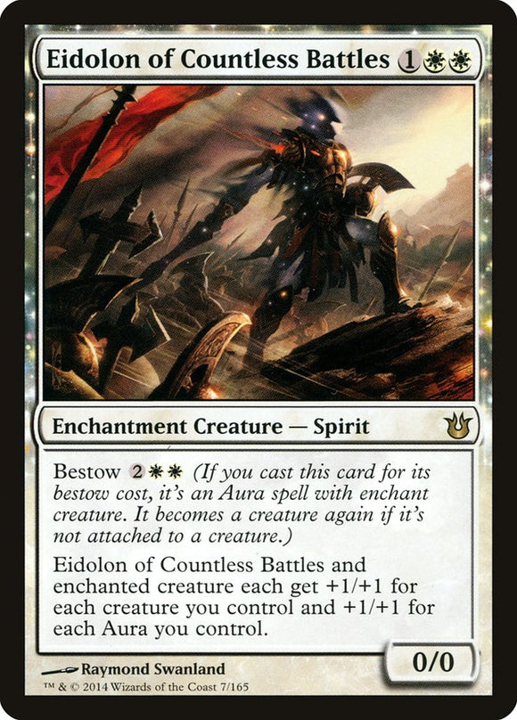 Eidolon of Countless Battles :: BNG