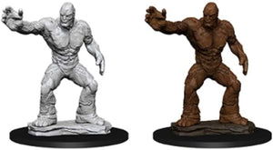 D&D Nolzur's Marvelous Unpainted Miniatures: W10 Clay Golem