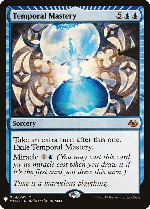 Temporal Mastery :: MB1