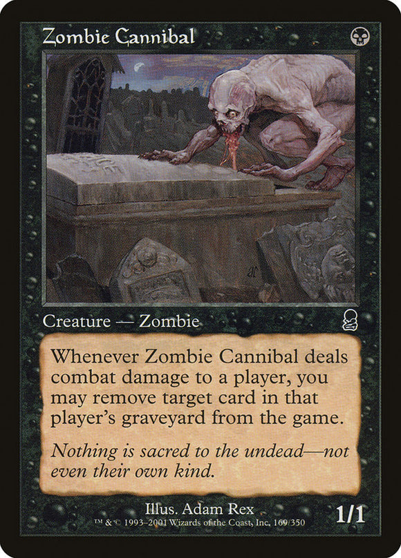 Zombie Cannibal :: ODY