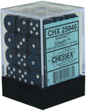 Chessex Speckled 12mm D6 Dice Block (36-Dice)