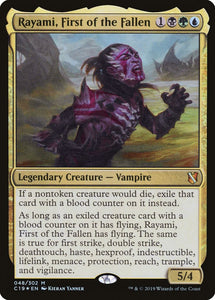Rayami, First of the Fallen [Foil] :: C19