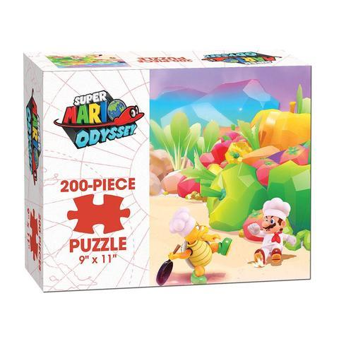 Super Mario Odyssey - Luncheon Kingdom (200 pc puzzle)