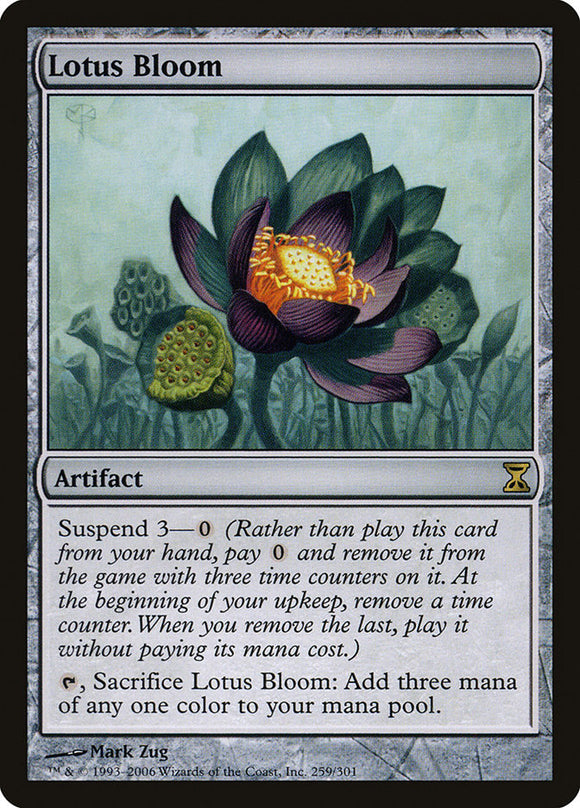 Lotus Bloom :: TSP