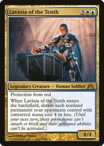 Lavinia of the Tenth :: DGM