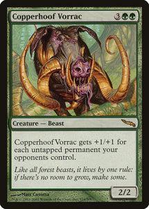 Copperhoof Vorrac :: MRD