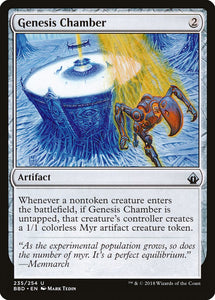 Genesis Chamber [Foil] :: BBD
