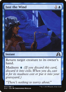 Just the Wind [Foil] :: SOI