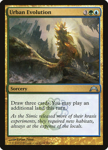 Urban Evolution [Foil] :: GTC
