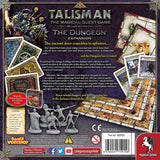 Talisman: The Dungeon Expansion