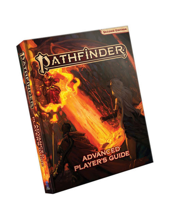 Pathfinder RPG Second Edition: Advanced Player's Guide Hardcover