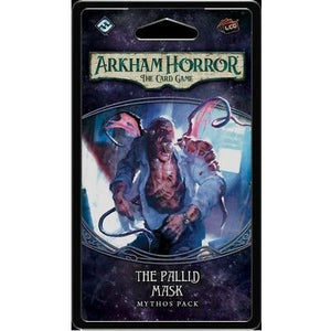 Arkham Horror LCG: The Pallid Mask Mythos Pack