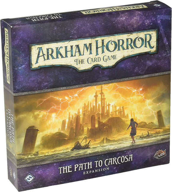 Arkham Horror LCG: The Path to Carcosa Expansion