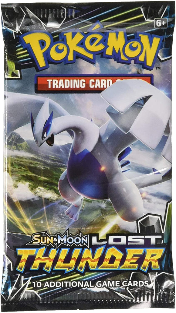 Lost Thunder - Pack