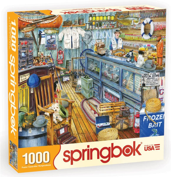 The Bait Shop (1000 pc puzzle)