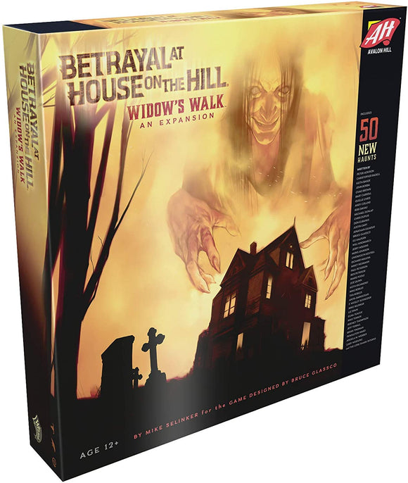 Betrayal at House on the Hill: Widow's Walk expansion