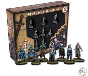 Critical Role Miniatures: Mighty Nein