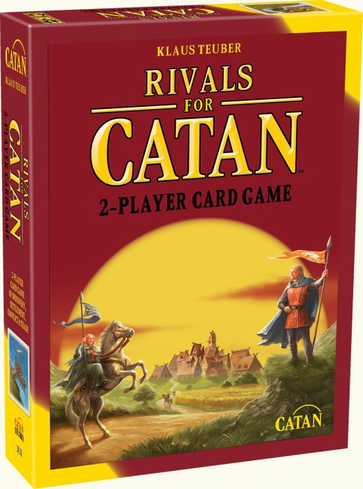 Catan: Rivals for Catan (stand alone)