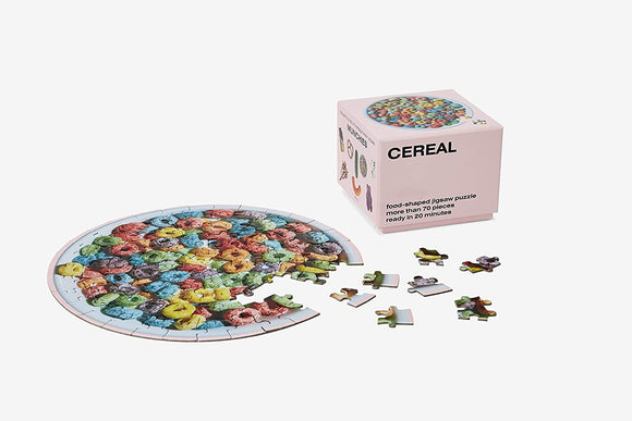 little puzzle thing: Cereal (70 pc puzzle)