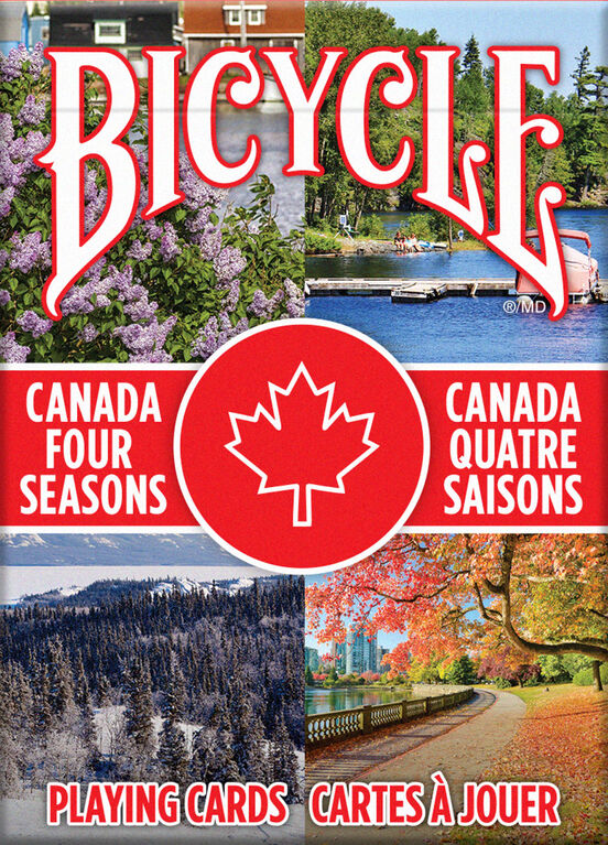 Bicycle: Canada Four Seasons