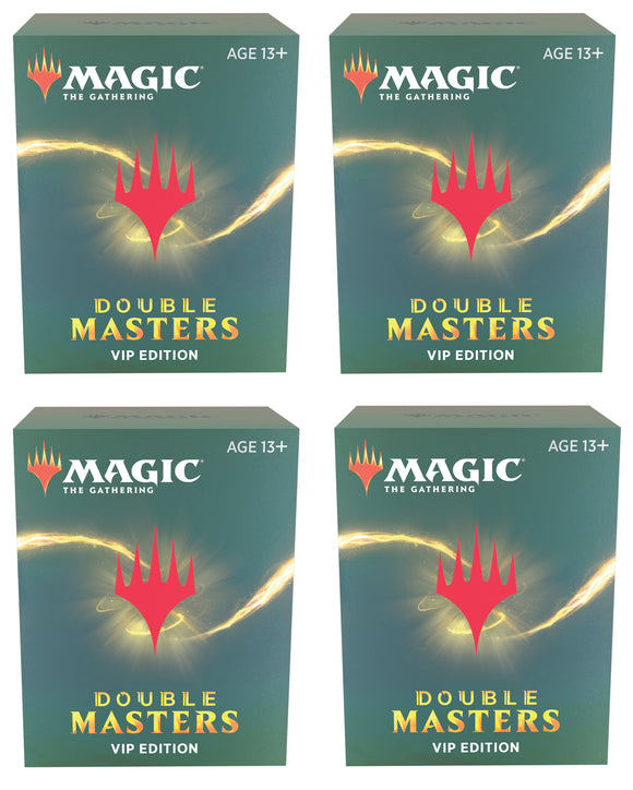 Double Masters - VIP Edition Box (Preorder)