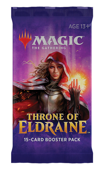 Throne of Eldraine - Pack