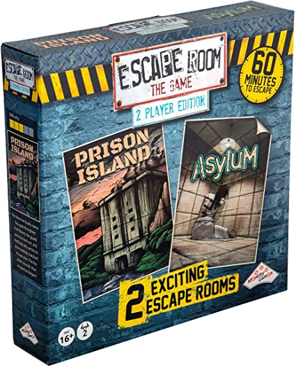 Escape Room The Game : Two Player Edition