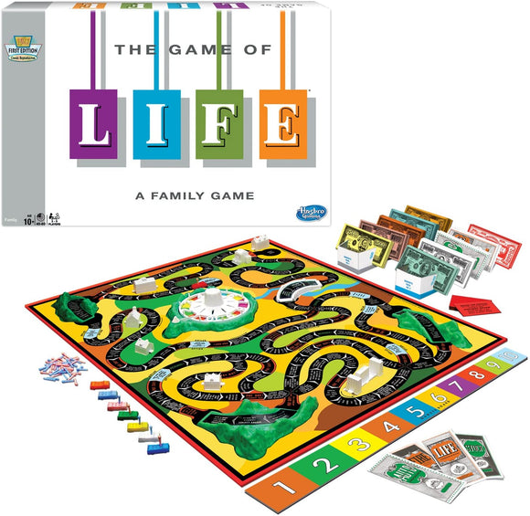 The Game of Life: Classic Edition