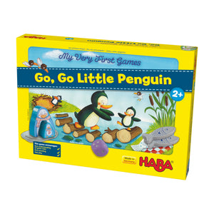 Go, Go, Little Penguin!