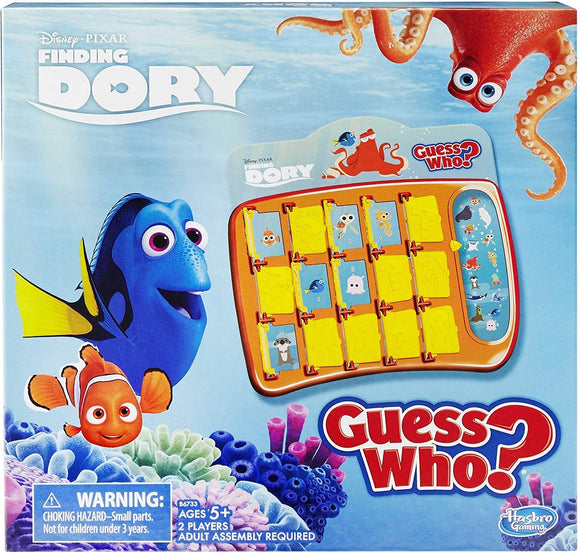 Guess Who? Game: Finding Dory Edition