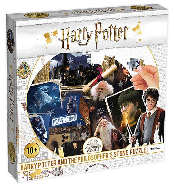 Harry Potter - The Philosopher's Stone (500 pc puzzle)