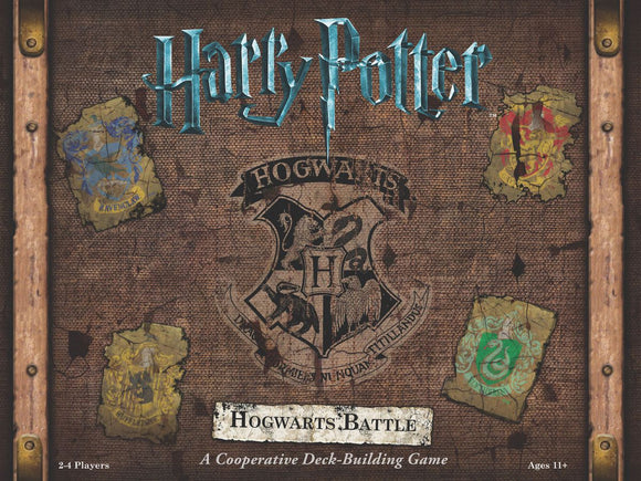 Harry Potter Hogwarts Battle: Deckbuilding Game