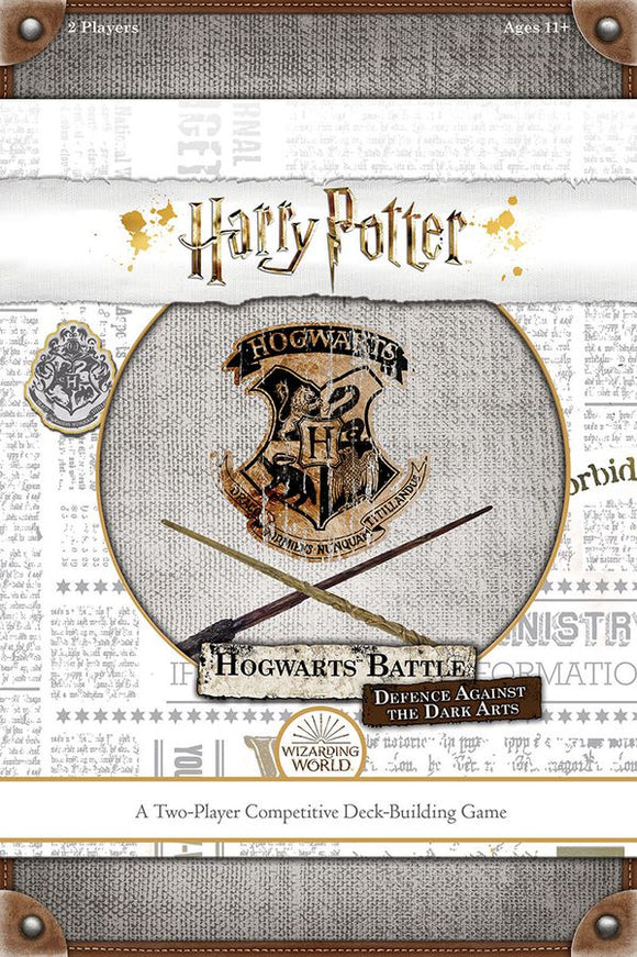 Harry Potter Hogwarts Battle: Defence Against the Dark Arts
