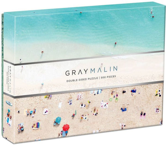 Gray Malin - Hawaii Beach (500 pc double-sided puzzle)