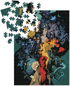 The Hellboy Universe (1000 pc puzzle)