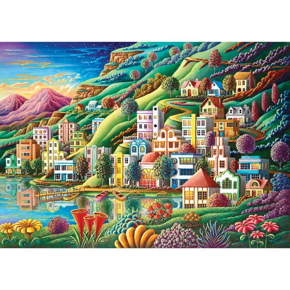 Hidden Harbor (1500 pc puzzle)