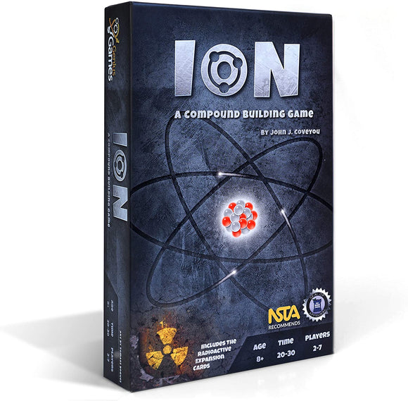 Ion: A Compound Buildling Game