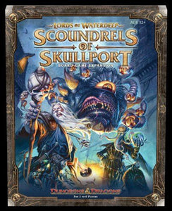 D&D: Lords of Waterdeep Board Game - Scoundrels of Skullport Expansion
