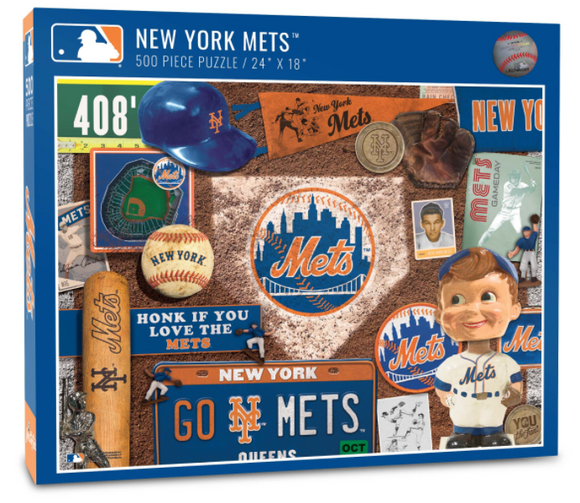 New York Mets (500 pc puzzle)