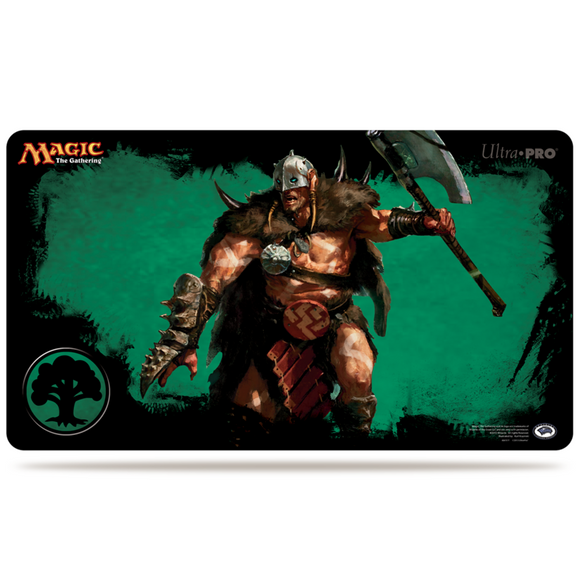 Magic: The Gathering Playmat: Mana 4 Planeswalkers - Garruk