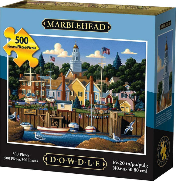 Marblehead (500 pc puzzle)