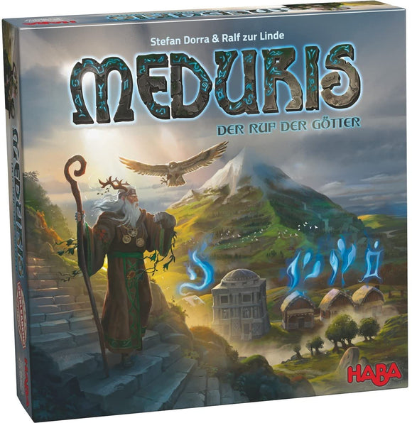 Meduris: The Call of the Gods