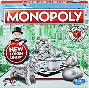 Monopoly with Speed Dice