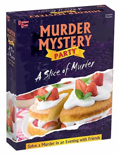 Murder Mystery Party: A Slice of Murder