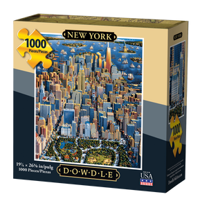 New York (1000 pc puzzle)