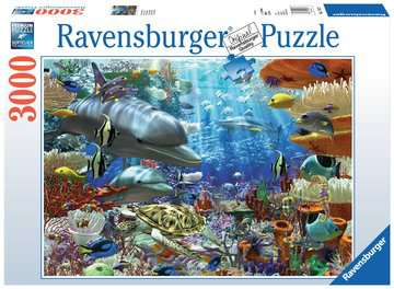 Oceanic Wonders (3000 pc puzzle)